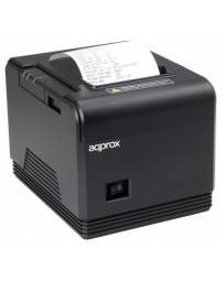 Impresora Térmica de Tickets 80mm Approx USB/LAN/RS232