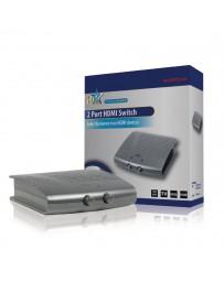 Conmutador HDMI de 2 Puertos