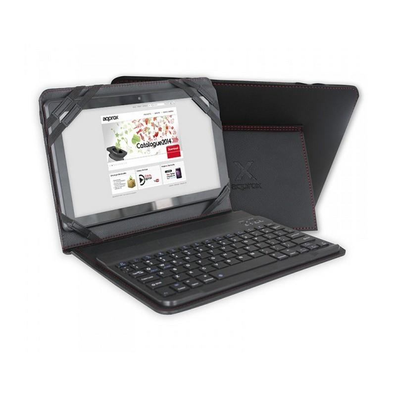Teclado funda bluetooth 10 1 tablet - Funda teclado bluetooth ...