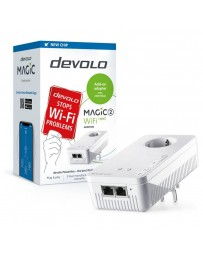 PLC Devolo Magic 2 WiFi next Adaptador Ampliación