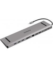 Docking Station Sitecom USB-C Pro Dock + PD