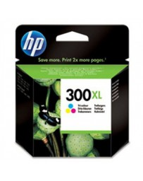 Tinta HP 300XL Color