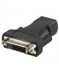 Adaptador HDMI hembra - DVI-D hembra