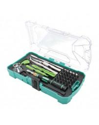 Kit de Herramientas para Reparación de Telefonía y PCs