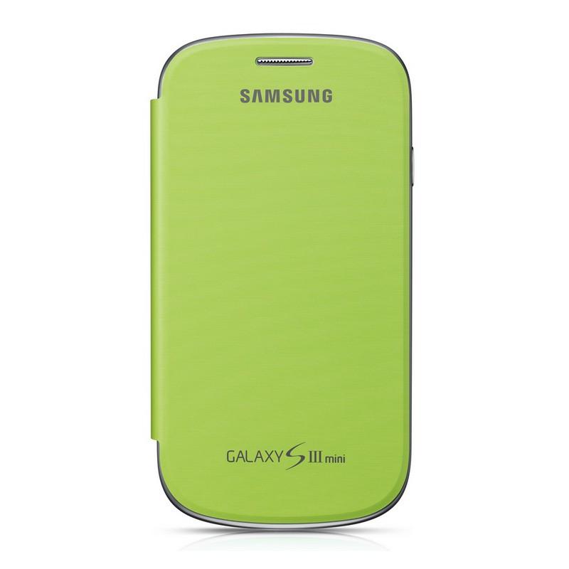 Funda original samsung s3 mini tapa naranja verde - Samsung s3 mini fundas ...