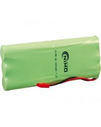 Pack de Baterías 7,2V/1600mAh NI-MH