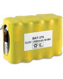 Pack de Baterías 12,0V/2500mAh NI-MH