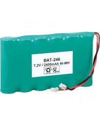 Pack de Baterías de 7,2V/2500mAh NI-MH
