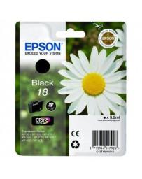 Tinta Epson 18 Negro