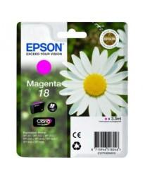 Tinta Epson 18 Magenta