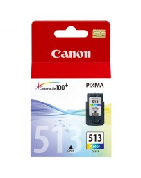 Tinta Canon 513XL Color