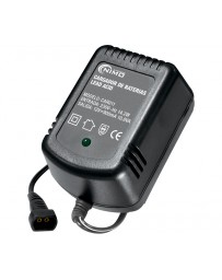Cargador Baterías de Plomo 12V / 1A