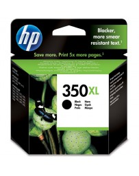 Tinta HP 350XL Negro