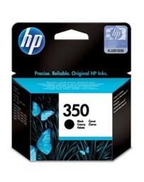 Tinta HP 350 Negro