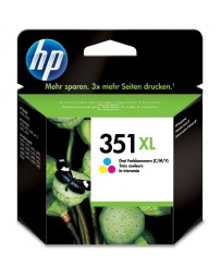 Tinta HP 351XL Color