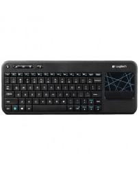 Teclado Logitech Wireless K400 Plus