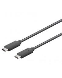 Conexión USB-C 3.1 macho-macho
