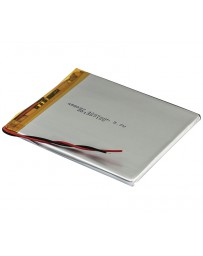 Batería Recargable Li-Polímero con Cto. de Control 3,7V - 4000mAH
