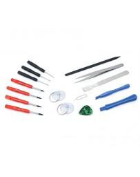 Kit herramientas para reparación de Smartphones, Tablets