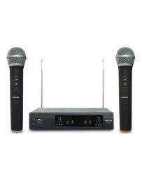 Micrófono Inalámbrico Fonestar Doble MSH-206