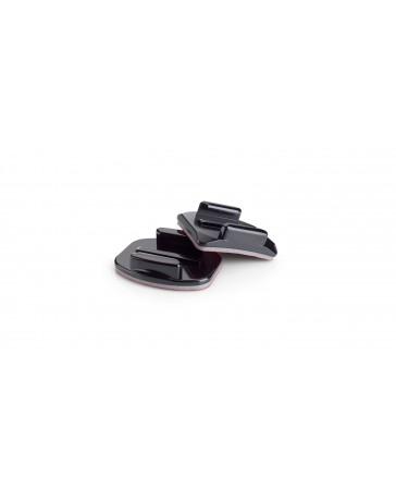 GoPro Soportes Adhesivos Curvos + Planos (2 unidades)