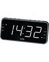 Radio Despertador AEG MRC4157