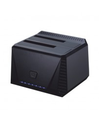"""Dock Station Compatible con Discos Duros de 2.5"""" y 3.5"""" SATA I/II/III"""