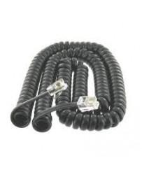 Cable Teléfono Espiral 4.5m