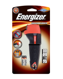 Linterna Energizer Impact Rubber 2AA