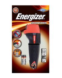 Linterna Energizer Impact Rubber 2AAA