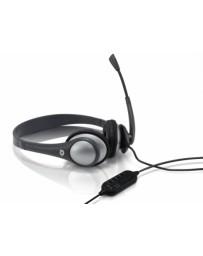 Auriculares con Micrófono Conceptronics por USB