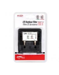 Filtro Atenuador de Frecuencias LTE (4G) para Exterior