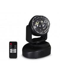 Cabeza Móvil LED con 6 LED RGB Fonestar