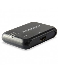 Conmutador HDMI de 3 Entradas a 1 Salida con Mando
