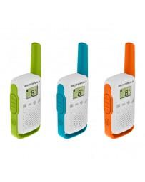Walkie Talkie Motorola T42 Triple 4KM