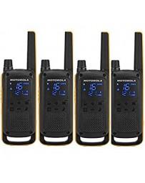 Walkie Talkie Motorola T82 Extreme Quad 10KM