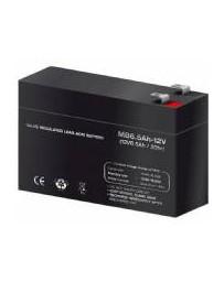 Batería de Plomo 12V - 6Ah