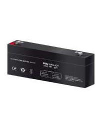 Batería de Plomo 12V - 2,2Ah