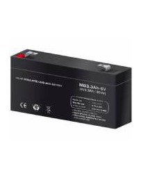 Batería de Plomo 6V - 3,3Ah