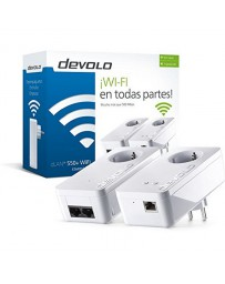 PLC dLAN 550+ WiFi Starter Kit Devolo
