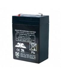 Batería de Plomo 6V - 4,5Ah