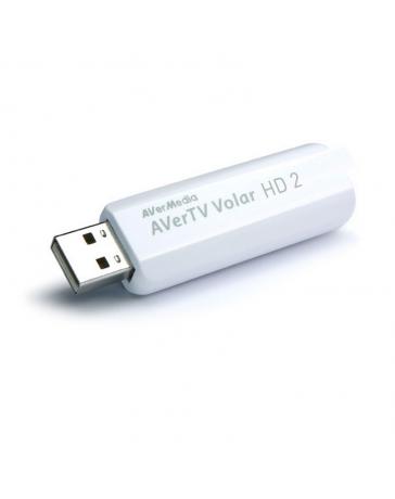 Sintonizador TDT HD AverMedia por USB