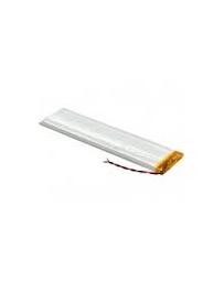 Batería recargable Li-Polímero 3,7V - 400mAH