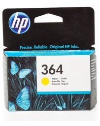 Tinta HP 364 Amarillo
