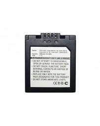 Batería de Cámara para Panasonic CGRS001