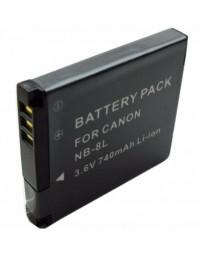 Batería de Cámara para Canon NB8L
