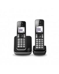 Teléfonos Panasonic Inalámbricos Duo TGD312