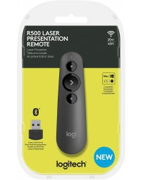 Presentador Logitech Wireless R500