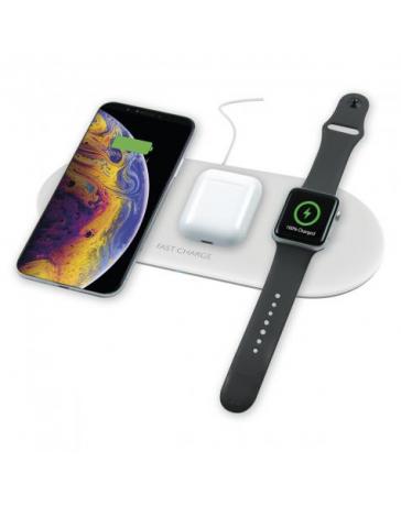 Base de Carga 3 en 1 para Apple