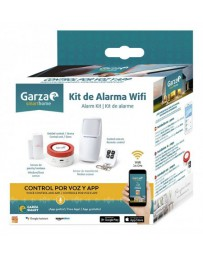 Kit Alarma Wifi Garza